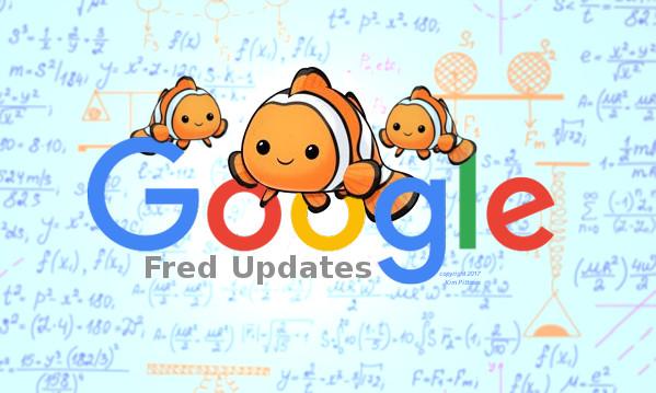 Google Fred Updates