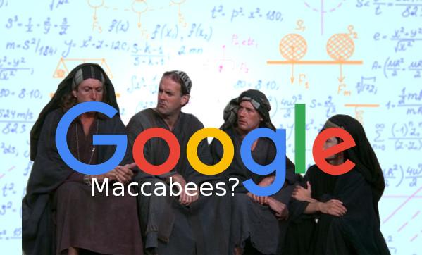 Google Maccabees Update?